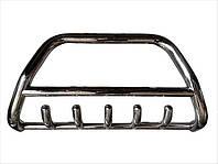 Защита переднего бампера (кенгурятник)  VW Т-5 /Ø76