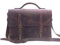Мужской кожаный портфель сумка «Austin»