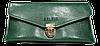 Женский кошелек SELFIE зеленого цвета AAW-122001