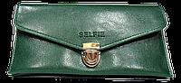 Женский кошелек SELFIE зеленого цвета AAW-122001, фото 1