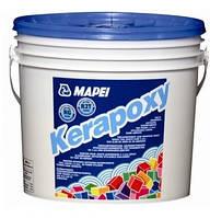 """Эпоксидная затирка """"Kerapoxy"""" Mapei №100 (белая), 10кг"""