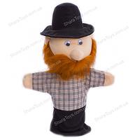 """Кукла перчатка """"Разбойник"""""""
