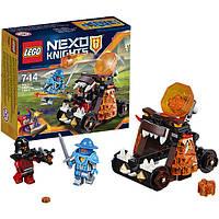 Конструктор Lego Nexo Knights Безумная катапульта 70311