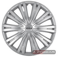 Колпаки колесные Argo дизайн GIGA / радиус R15/ 4шт