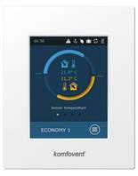 Рады сообщить Вам о последней разработке компании Komfovent – прогрессивной автоматике C6 для вентиляционных установок серии Domekt.