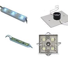 Светодиодные модули и линейки