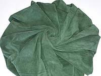 Спил-велюр RIVA зеленый  ХВОЯ  1.0-1.2 Италия