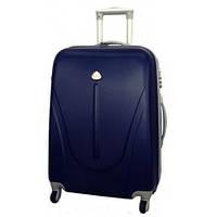 Чемодан сумка 882 XXL (средний) темно синий