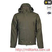 Куртка Softshell M-Tac Urban Legion OD зеленая, фото 1