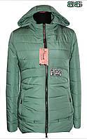 Весенне осенняя женская курточка 42-56