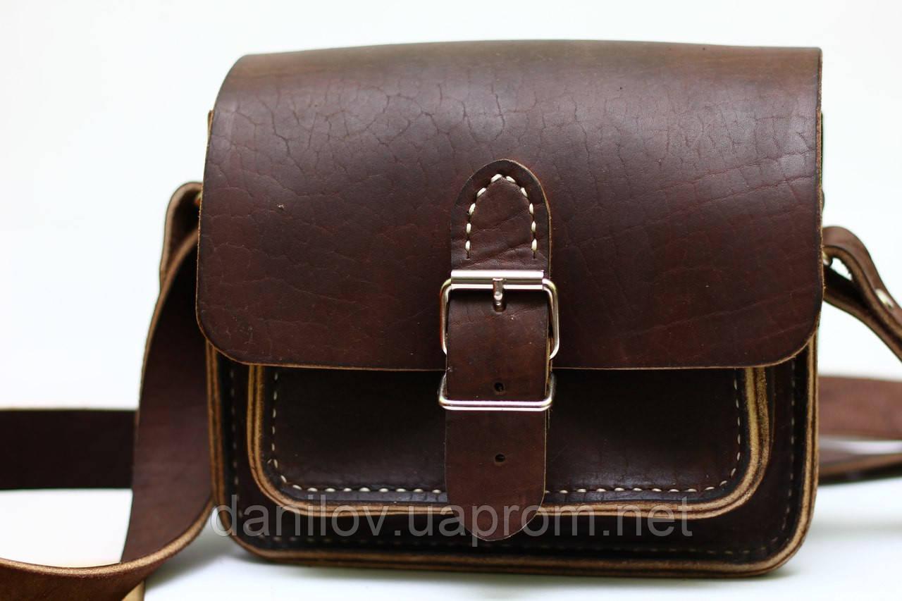 497b76c37905 Кожаная сумка ручной работы: продажа, цена в Киеве. мужские сумки и ...
