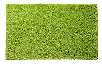 Коврик для ванной комнаты 50х80 зелёный