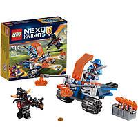 Конструктор Lego Nexo Knights Королевский боевой бластер 70310