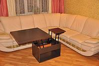 Стол трансформер для гостинной
