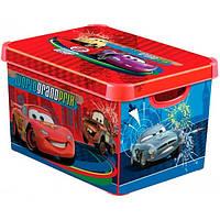 Ящик для вещей Curver Cars XL
