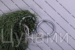 Парашют американского типа (ручной работы) из капроновой нитки 3м