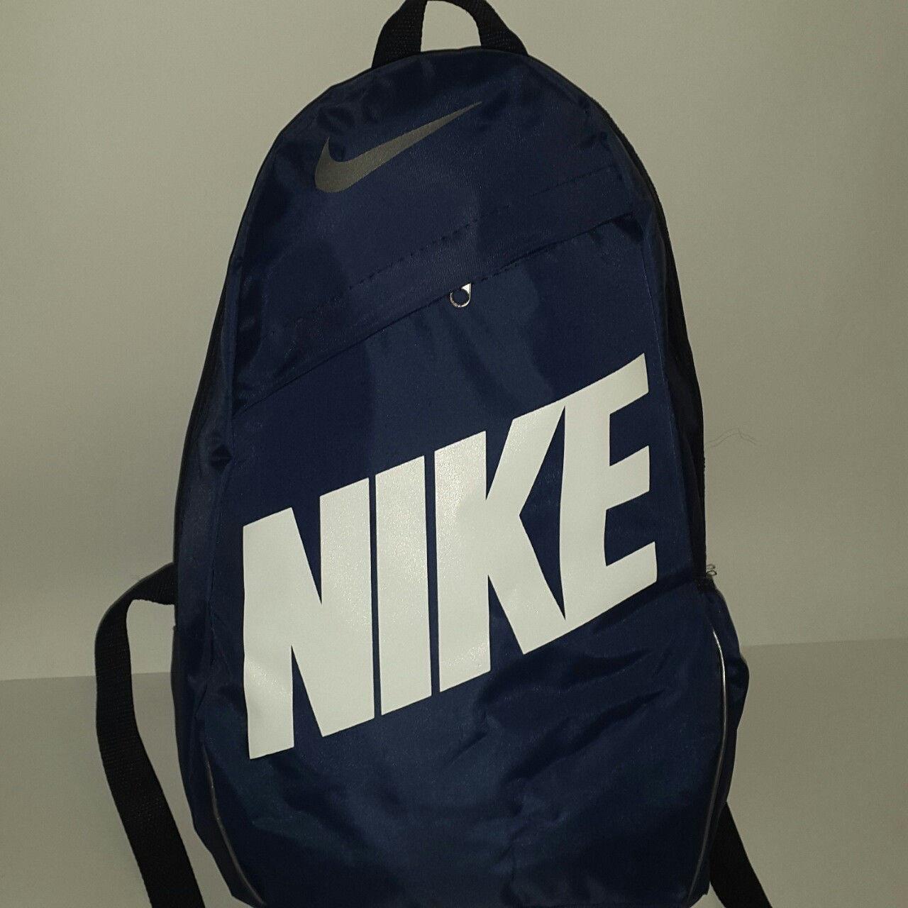 809eddf4 Рюкзак Nike Classic Line, Найк Синий с Белым — в Категории