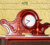 Деревянные часы (47х24х11 см) [Дерево]