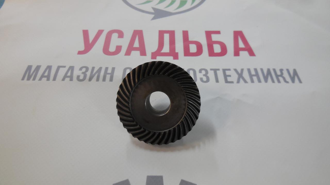 Шестерня конічна електропили z= 37 Vitals,Sadko, Foresta, Дніпро, Кентавр, Forte, Бригадир