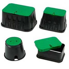 Колодцы для электромагнитных клапанов