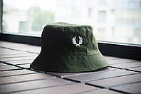 Панама Fred Perry олива