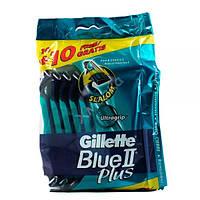 Gillette Blue Plus