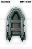 Надувная моторная лодка (БЕЗ ПАЙОЛА) Стандарт KDB КМ-260 /88-462