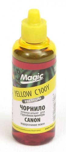 Чернила универсальные Magic Canon Yellow (100 мл)