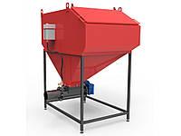 Шнекова система автоматизованої подачі палива 25-50 кВт,Шнековая система автоматизированной подачи топлива