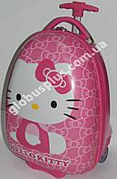 "Детский чемодан дорожный на колесах ""Josef Otten"" Hello Kitty-2, 520321"