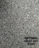 Линолеум полукоммерческий для офиса Juteks 0887 Optimal (Ютекс Оптимал), Киев