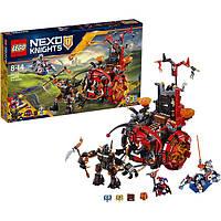 Конструктор Лего 70316 LEGO Nexo Knights Джестро-мобиль