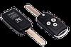 Ключ выкидной для Honda 3 кнопки