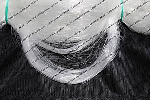 Сетеполотно из лески 0,25 (белая)