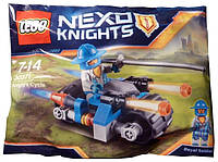 Конструктор Lego NEXO KNIGHTS Мотоцикл Рыцаря 30371