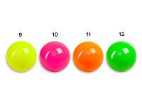 Мяч для художественной гимнастики Amaya FLUOR 19 см 400-410 грамм