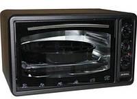 Печь электрическая бытовая Asel AF- 0123 Black (Асель) 40л 1300 Вт с таймером