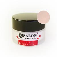 Акриловая пудра Salon Professional Standard,камуфлирующая персиковая,50 гр