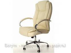 Крісло офісне Calviano MAX ( MIRACLES) беж