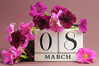 8 марта глазами мужчин