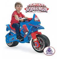 Мотоцикл SpiderMan 6V Injusa