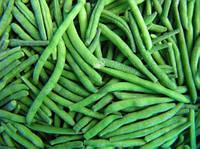 Замороженная стручковая фасоль зеленая целая 2,5 кг