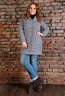 Женское демисезонное пальто  с капюшоном, размер 50,52,54. Цвета в ассортименте