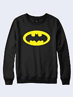 Свитшот Batman emblem black