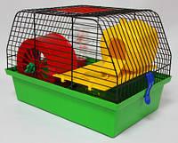 Клетка для хомячка  в полном комплекте