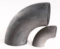Отвод нержавеющий бесшовный 40/48,3х4 мм AISI 321