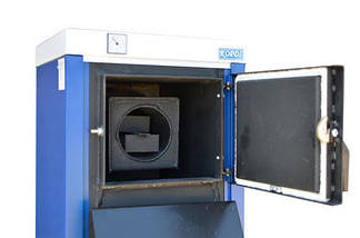 Корди СЛУЧ АОТВ -26-30 Л твердотопливный котел 30 кВт, фото 3