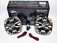 Автомобильная акустика BOSCHMANN M AUDIO XJ2-5655 M2 13см 260W 2х полосная, фото 1
