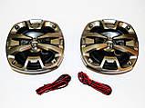 Автомобільна акустика BOSCHMANN M AUDIO XJ2-5655 M2 13см 260W 2х полосна, фото 2