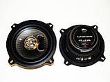 Автомобільна акустика BOSCHMANN M AUDIO XJ2-5655 M2 13см 260W 2х полосна, фото 4